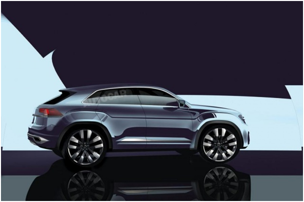 VW Will Add Coupe to Tiguan Range