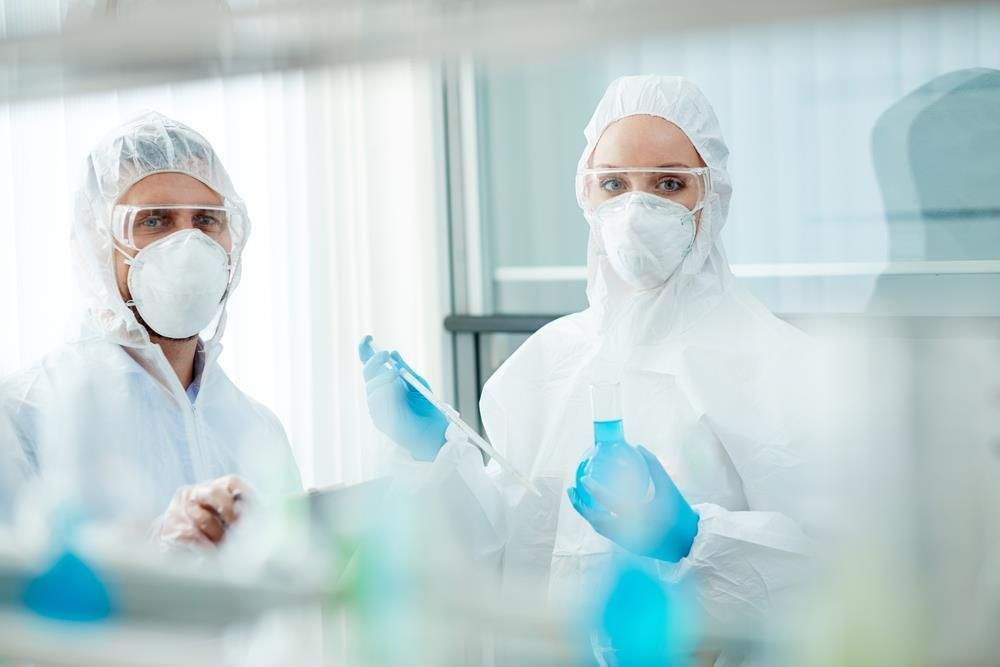 Cleanroom Supplies and Equipment for Cleaning Your Cleanroom