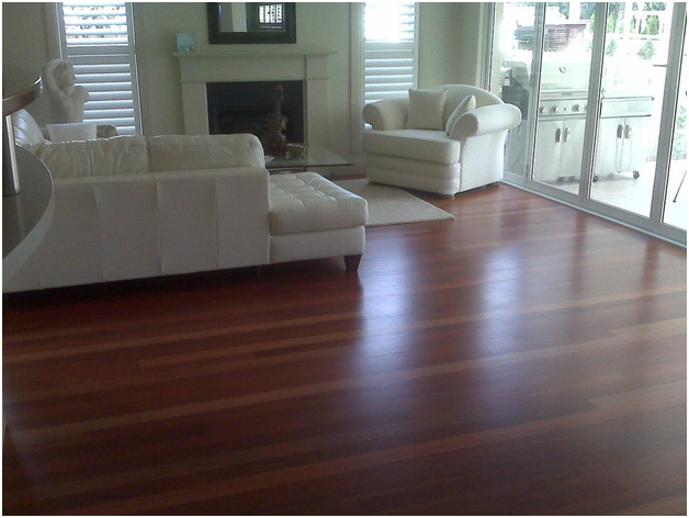 What is the best flooring type for a rental property