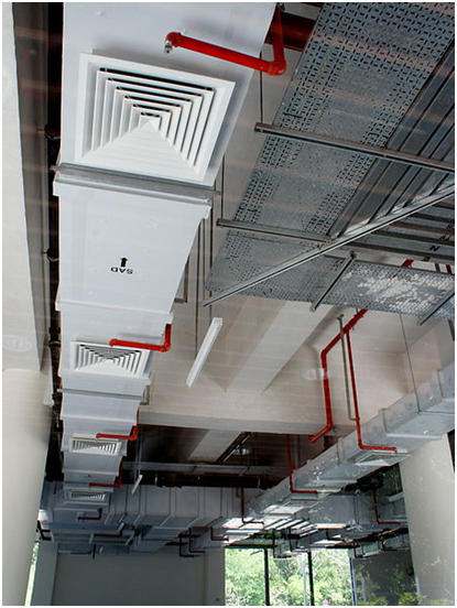 Eight Vital Parts of an HVAC Ductwork System